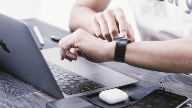 パソコン&時計