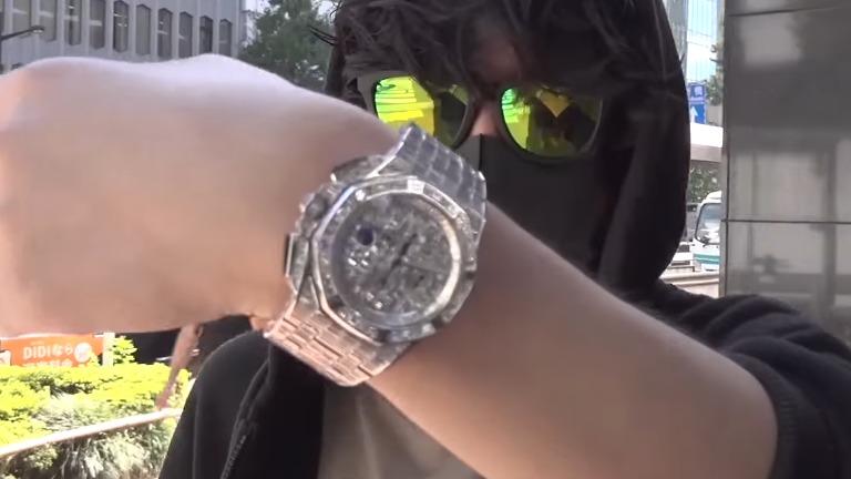 イーサン腕時計